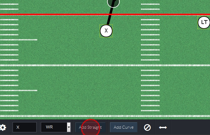 drawing football plays with coachyouth football playbook designer
